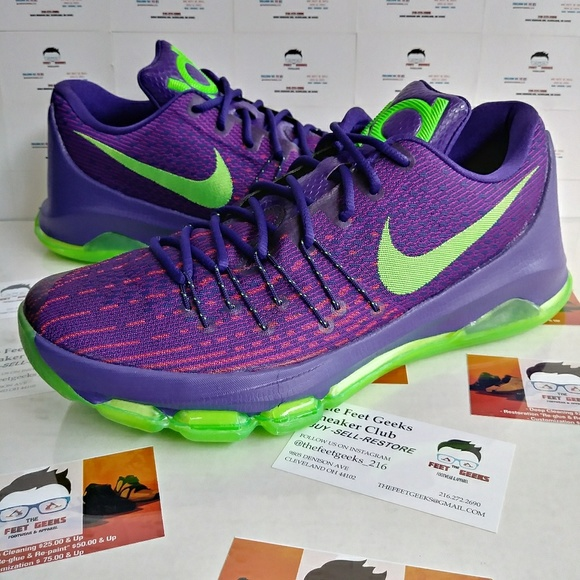 Nike Kd 8 Kevin Durant Men s Shoes Size 9.5 57b0f564c